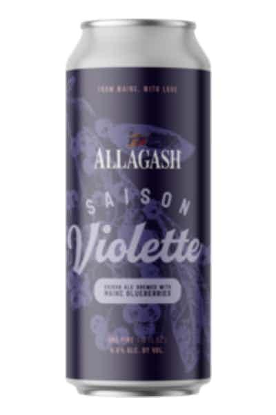 Allagash Saison Violette