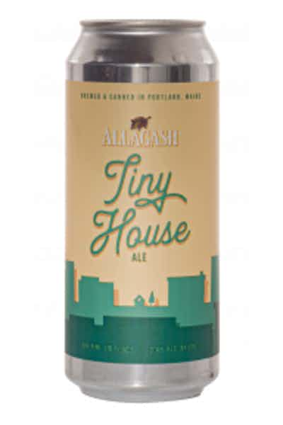 Allagash Tiny House
