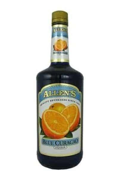 Allens Blue Curacao