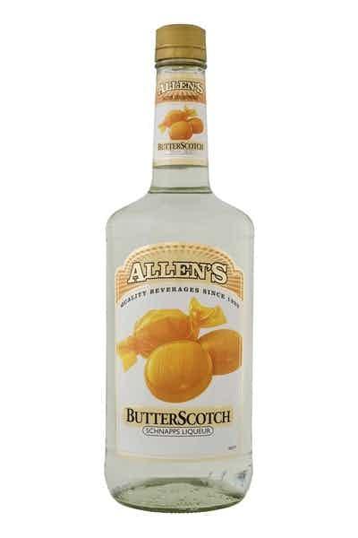 Allens Butterscotch