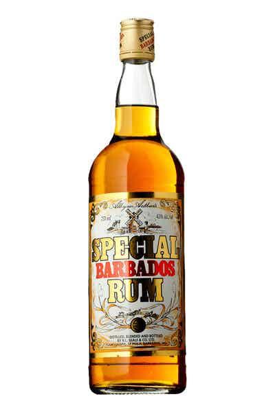Alleyne Arthur's Special Rum