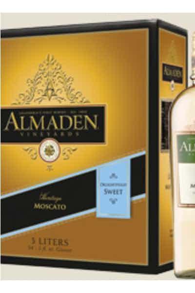 Almaden Moscato Box