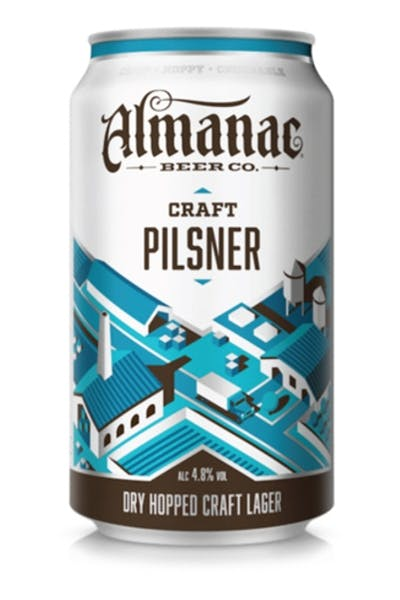 Almanac Craft Pilsner