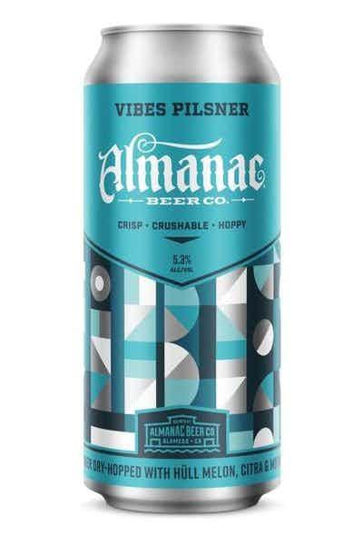 Almanac Vibes Pilsner