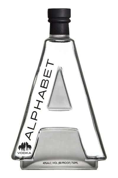 Alphabet Vodka  Seattle Washington