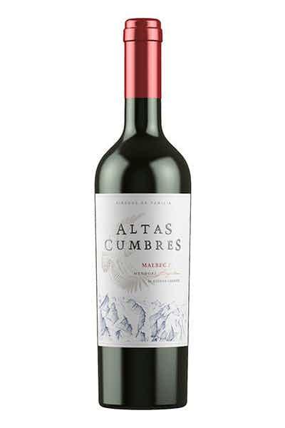 Altas Cumbres Malbec