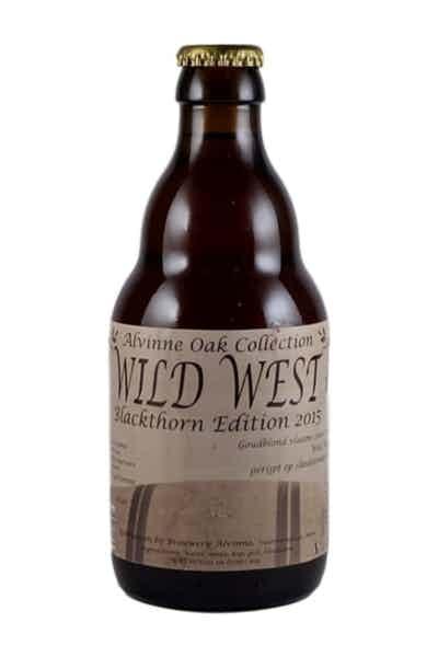 Brouwerij Alvinne Wild West Blackthorne