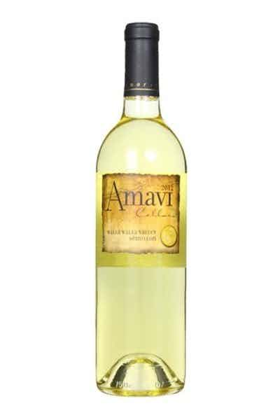 Amavi Cellars Semillon