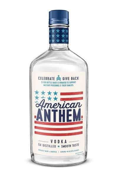 American Anthem Vodka