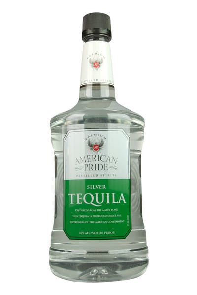 American Pride Silver Tequila