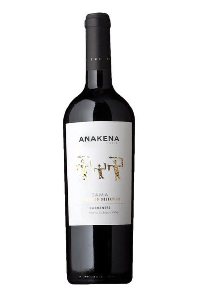 Anakena Carmenere Tama Vineyards Selection