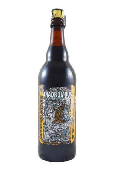 Anchorage Brewing Anadromous
