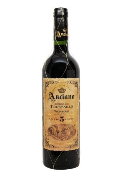 Anciano Tempranillo