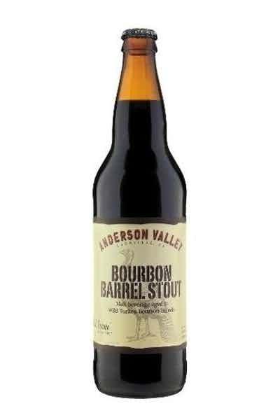 Anderson Valley Wild Turkey Bourbon Stout