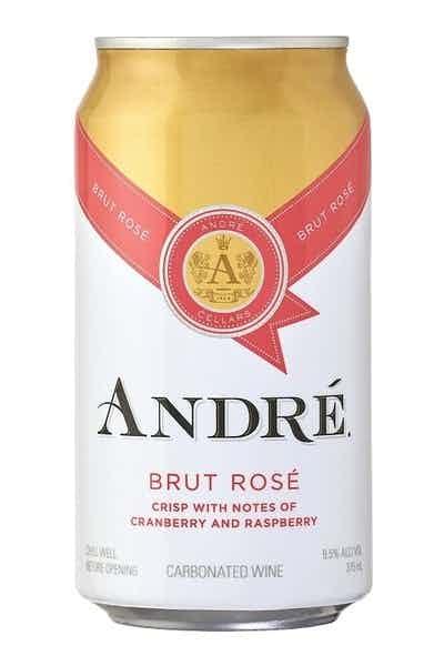 André Brut Rosé Cans