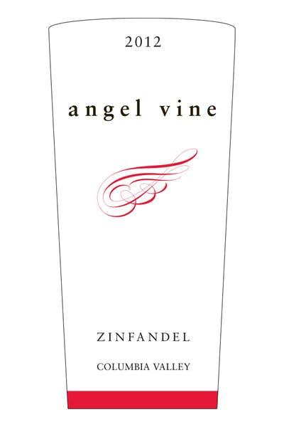 Angel Vine Zinfandel 2012