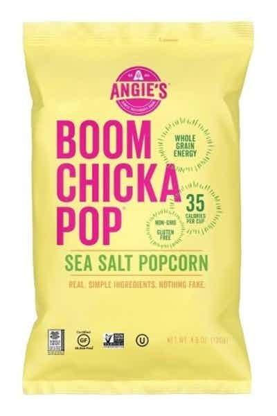 Angie's Boomchickapop Sea Salt Popcorn