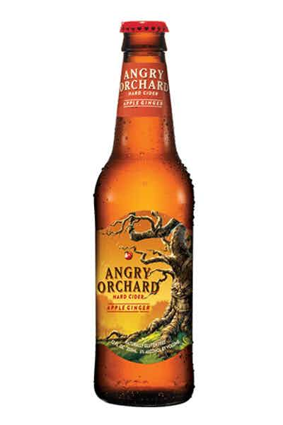 Angry Orchard Apple Ginger Cider [discontinued]