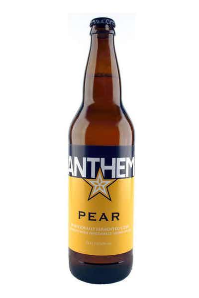 Anthem Pear Cider