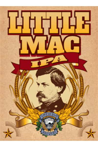 Antietam Brewery Little Mac IPA