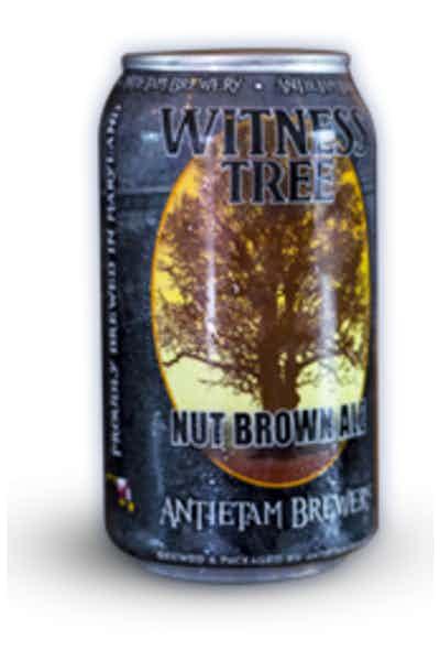 Antietam Brewery Witness Tree Brown Ale