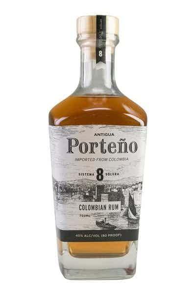 Antigua Porteno 8 Year