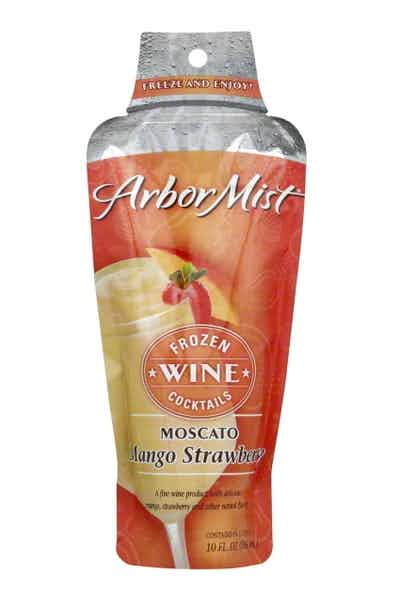 Arbor Mist Frozen Wine Cocktail Mango Strawberry Moscato