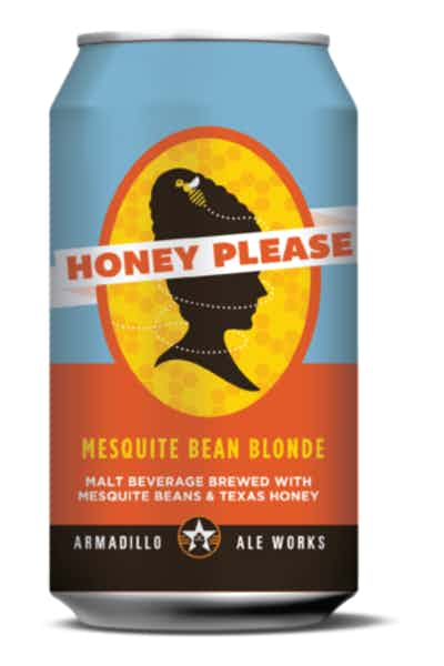 Armadillo Ale Works Honey Please Blonde Ale