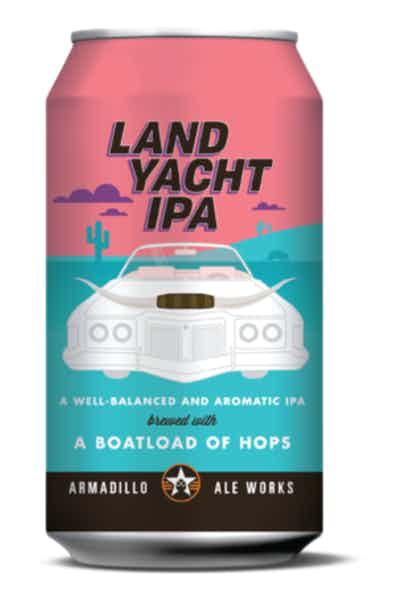 Armadillo Ale Works Land Yacht IPA