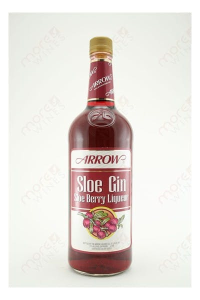 Arrow Sloe Gin