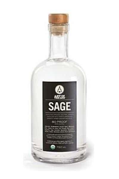 Art in the Age Sage Liqueur