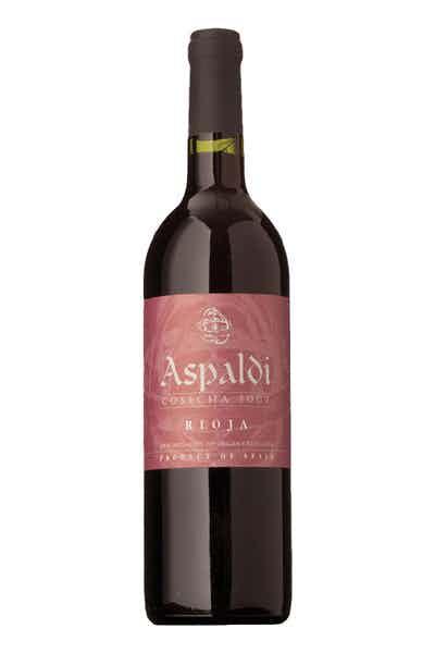 Aspaldi Rioja Cosecha