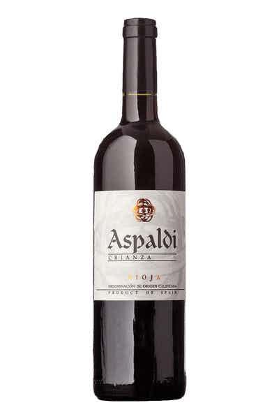Aspaldi Rioja Crianza