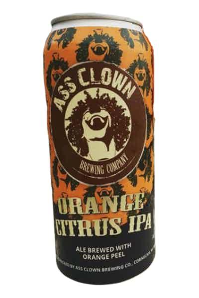 Ass Clown Brewing Orange Citrus IPA