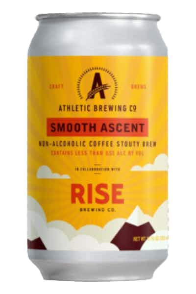 Athletic Brewing Co Smooth Ascent Coffee Stout