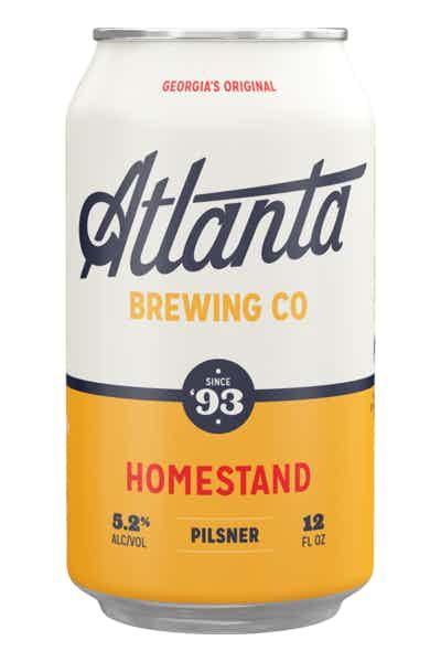 Atlanta Brewing Homestand Pilsner