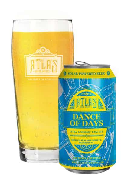 Atlas Dance Of Days Pale Ale