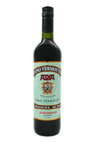 Atxa Vino Vermouth Rojo