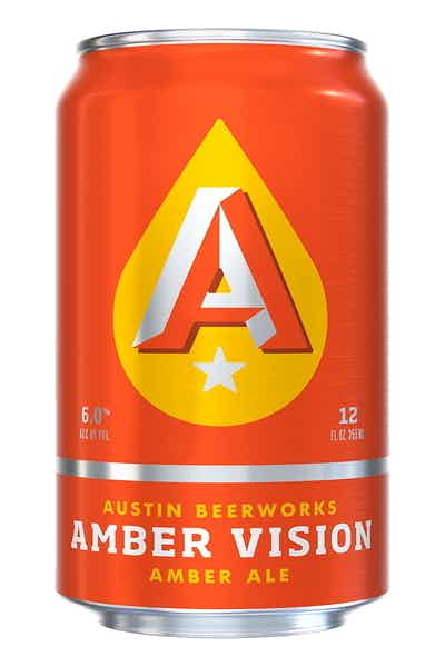 Austin Beerworks Amber Vision Amber Ale