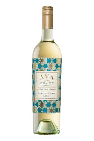 AVA Grace Vineyards Sauvignon Blanc White Wine - 750ml, 2017 California