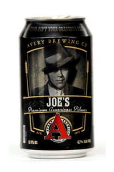 Avery Joe's Pilsner
