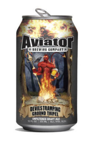 Aviator Devils Tramping Ground Tripel