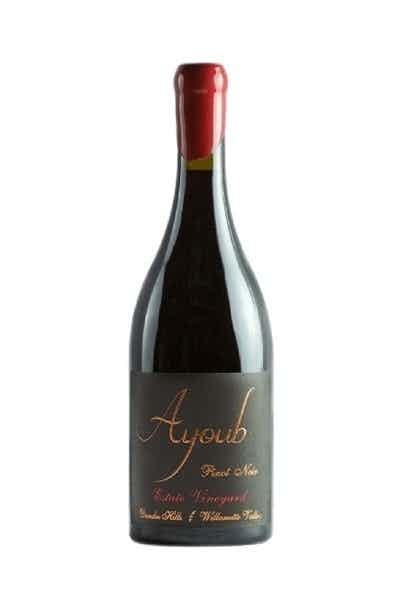 Ayoub ??? Vineyards Pinot Noir