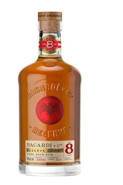 BACARDÍ Reserva Ocho Rum