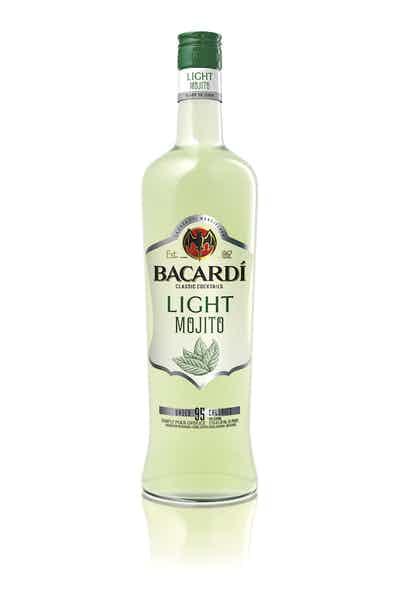 Bacardi Classic Cocktails Light Mojito