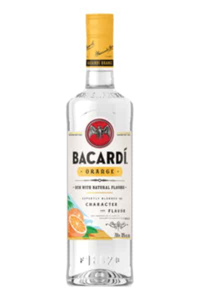 BACARDÍ Orange Flavored White Rum