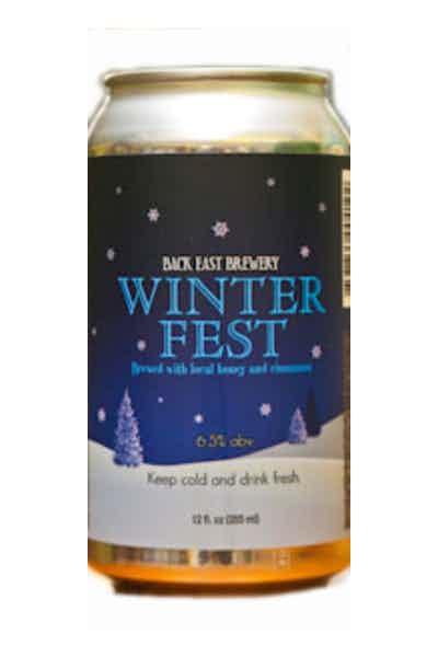Back East Winter Fest