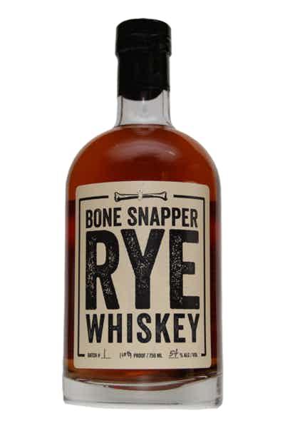 Backbone Bone Snapper Rye