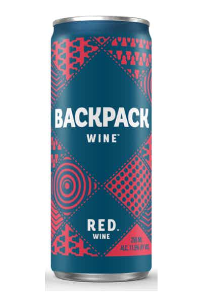 Backpack Wine Rowdy Red