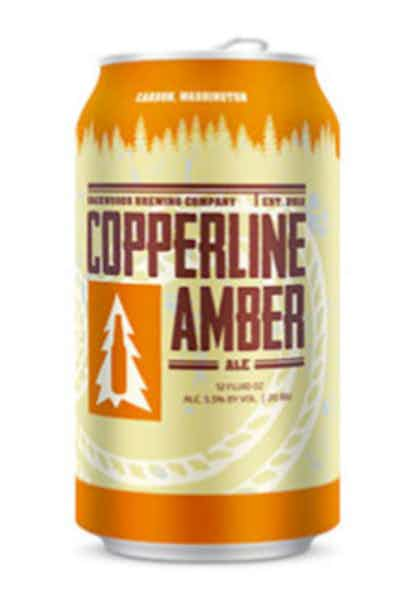 Backwoods Copperline Amber Ale